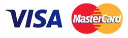 VISA  MasteCard